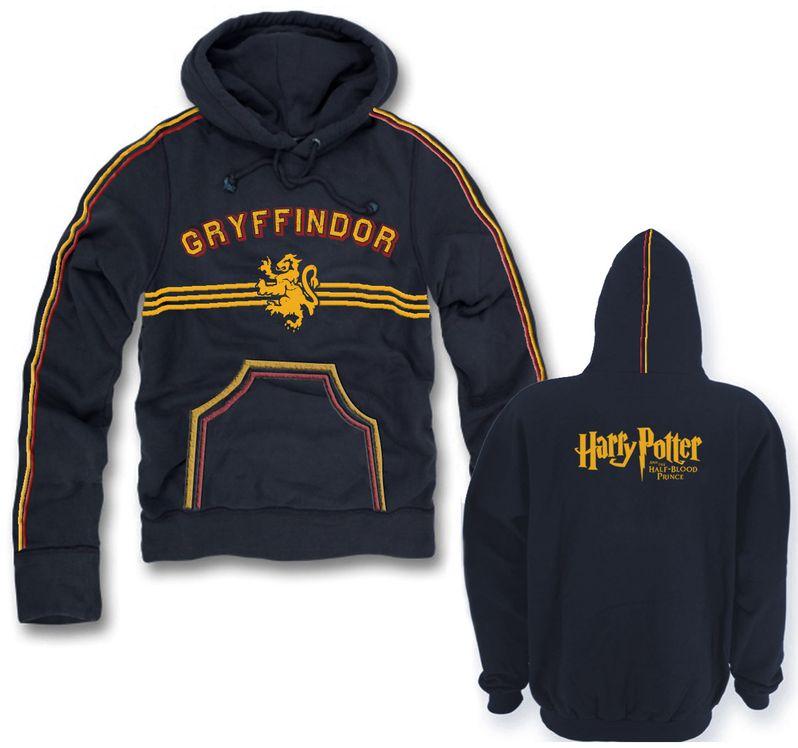 Gryffindor Quidditch Hoodie