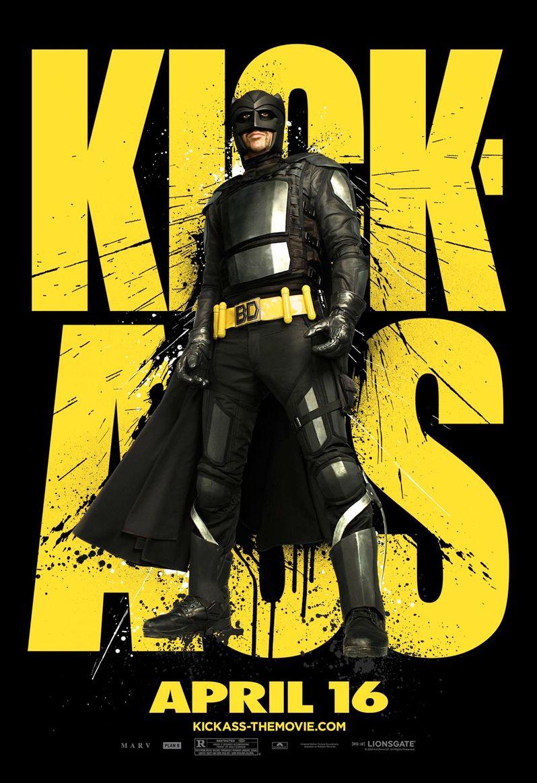 <strong><em>Kick-Ass</em></strong> Big Daddy