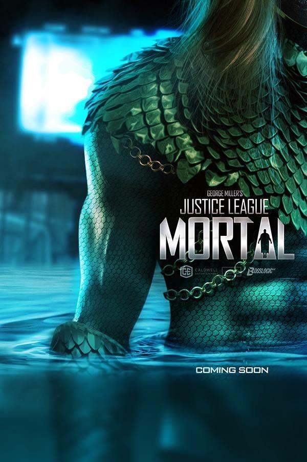 Justice League Mortal Poster 5