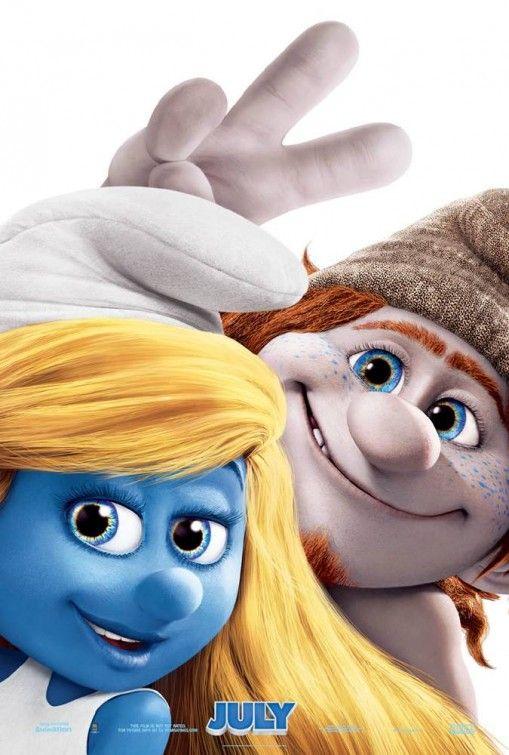 <strong><em>The Smurfs 2</em></strong> Poster #2