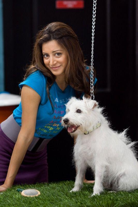 Noureen DeWulf has a Back-Up Plan