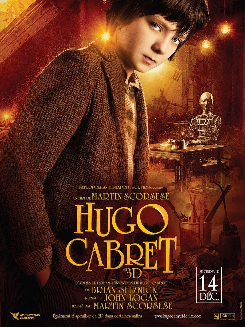 <strong><em>Hugo</em></strong> French Poster #1