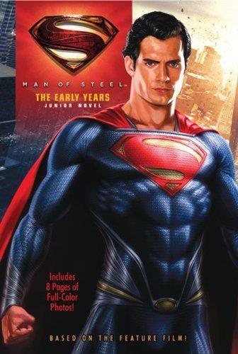 <strong><em>Man of Steel</em></strong> Book Art 5