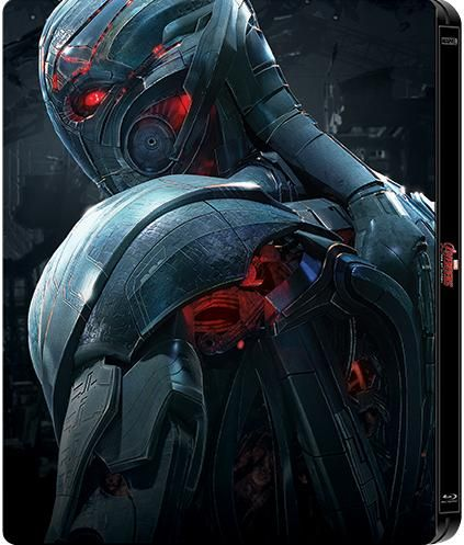 Avengers 2 Ultron Steelbook