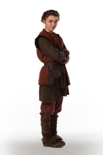 <strong><em>Doctor Who</em></strong> Season 9 Maisie Williams Photo 2