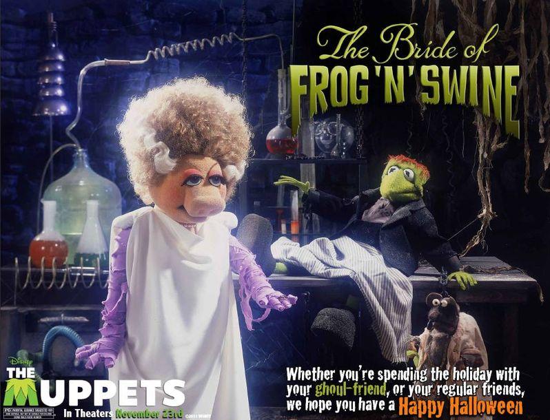 Bride of Frog 'N' Swine