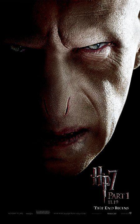 Voldemort Character Poster