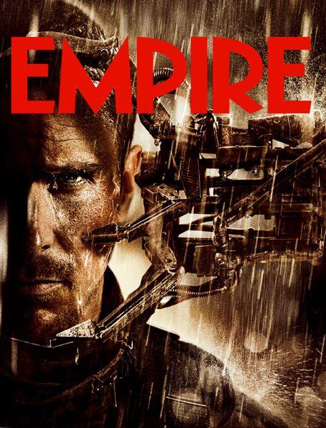 <strong><em>Terminator Salvation</em></strong> Empire Magazine #1