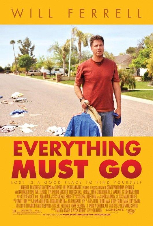 <strong><em>Everything Must Go</em></strong> Poster