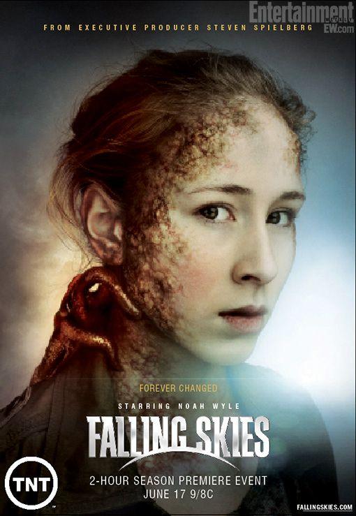 <strong><em>Falling Skies</em></strong> Season 2 Promo Art #2