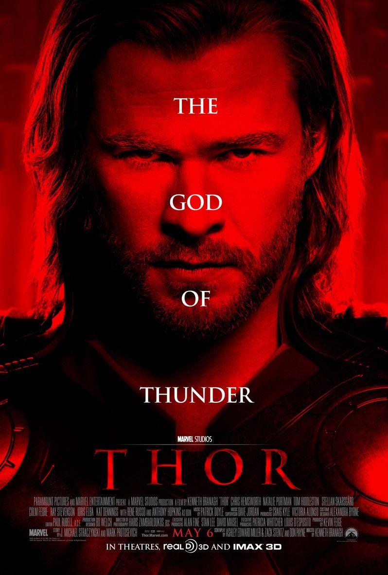 <strong><em>Thor</em></strong> Poster #1