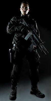 Christian Bale Terminator: Salvation