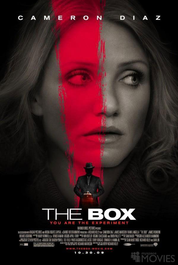 <strong><em>The Box</em></strong> Poster