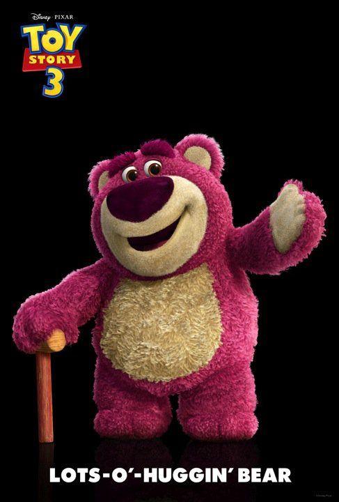 <strong><em>Toy Story 3</em></strong> Lots-O'-Huggin' Bear