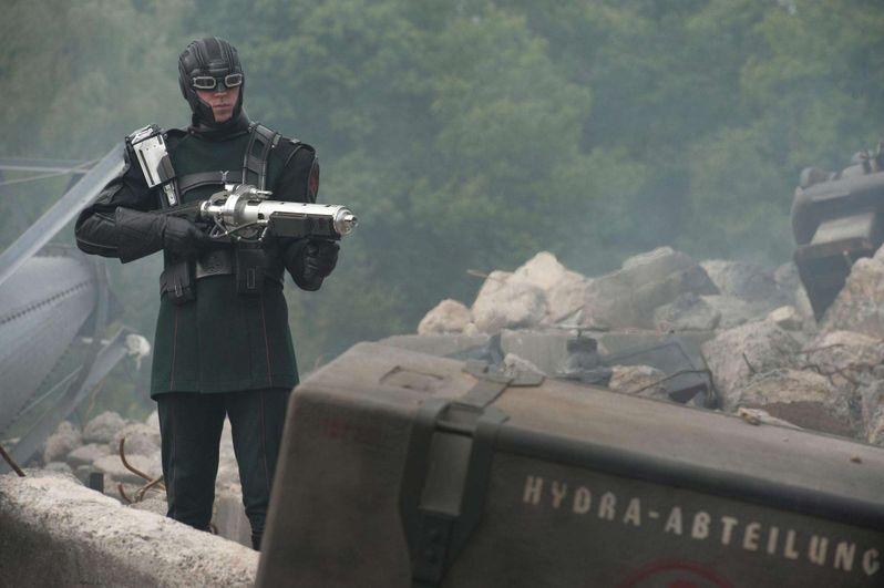 Captain America Hydra Photo #1