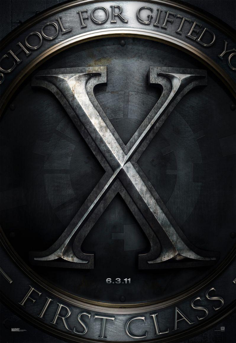 <strong><em>X-Men: First Class</em></strong> Poster