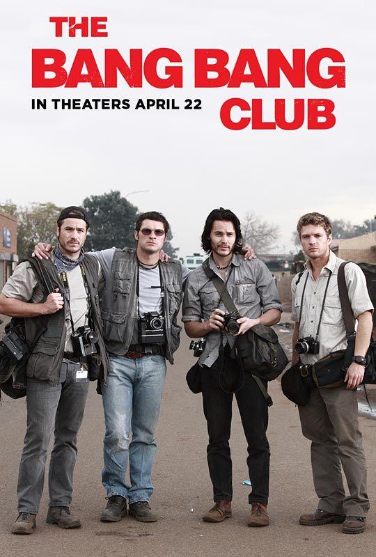 <strong><em>The Bang Bang Club</em></strong> Poster