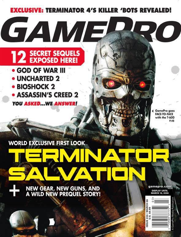 <strong><em>Terminator Salvation</em></strong> T-600 Image