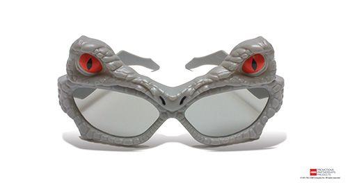 <strong><em>Jurassic World</em></strong> 3D Glasses Photo 1