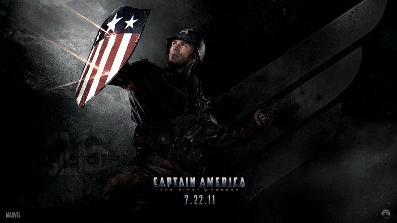 <strong><em>Captain America: The First Avenger</em></strong> Wallpaper #2