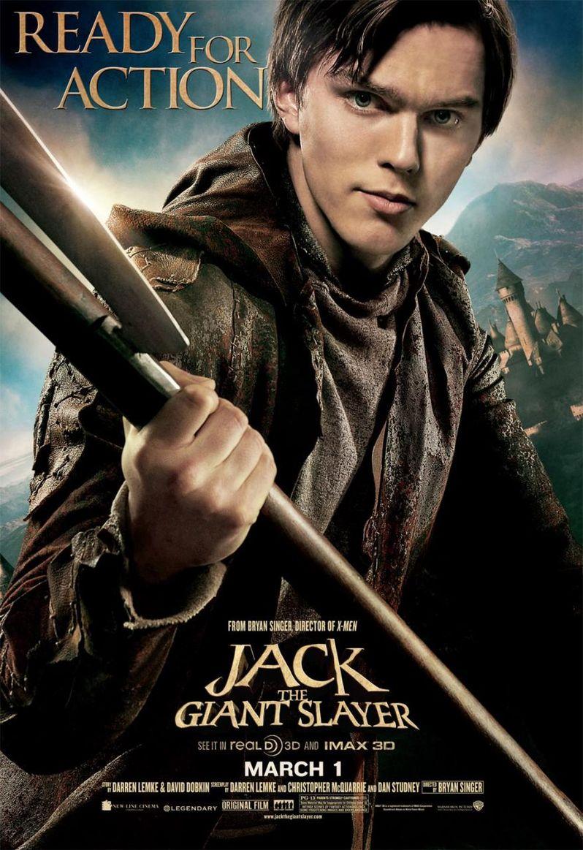 <strong><em>Jack the Giant Slayer</em></strong> Character Poster