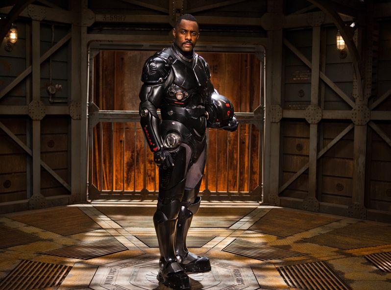 <strong><em>Pacific Rim</em></strong> Idris Elba Photo