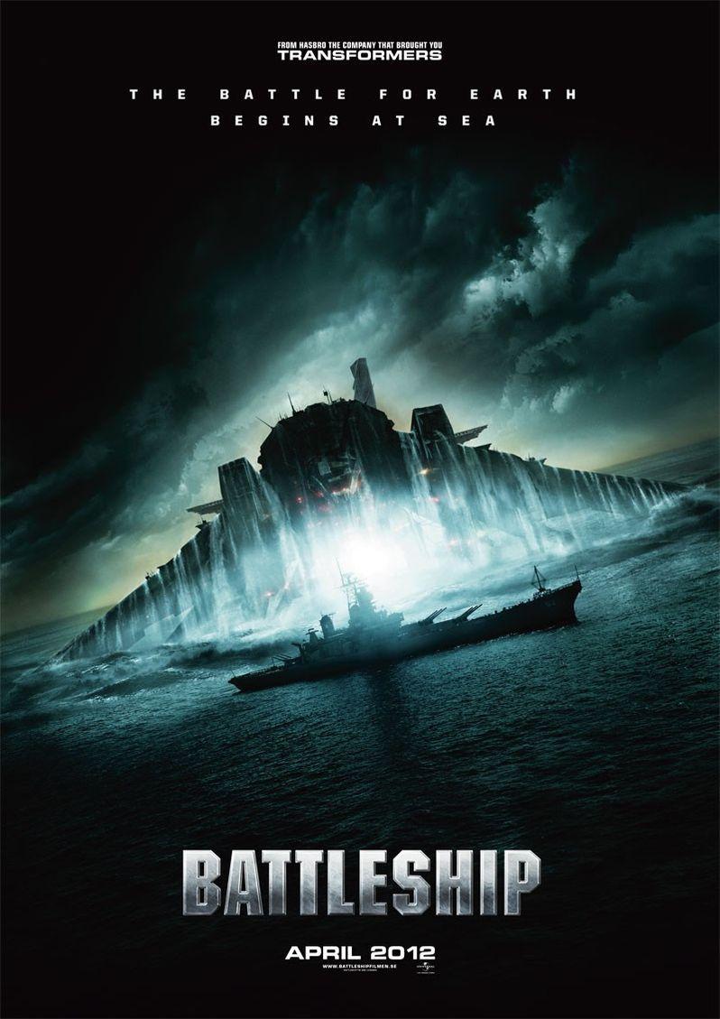 <strong><em>Battleship</em></strong> International Poster