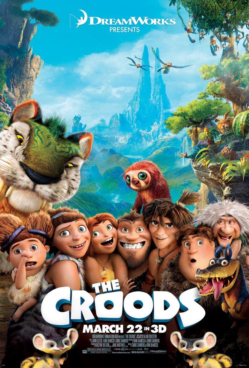 <strong><em>The Croods</em></strong> Poster 2