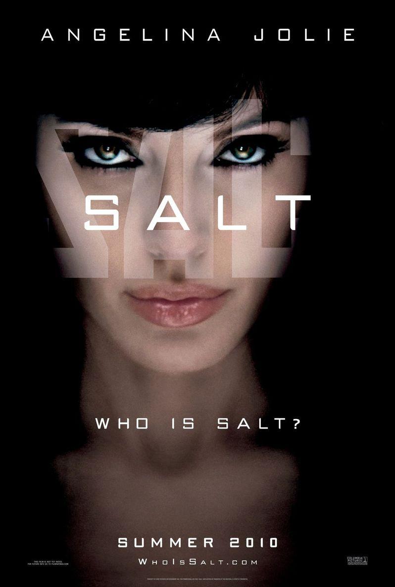 <strong><em>Salt</em></strong> Poster