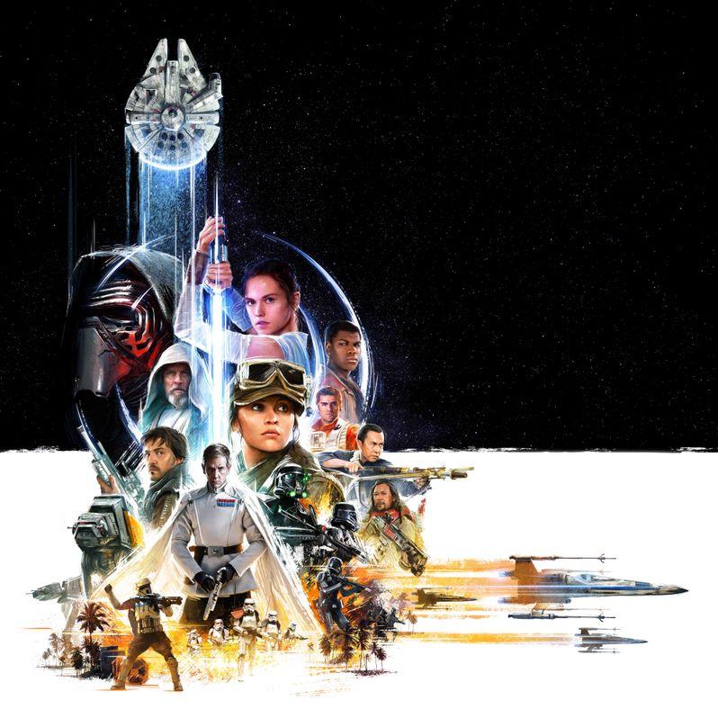 Star Wars Celebration Poster 2