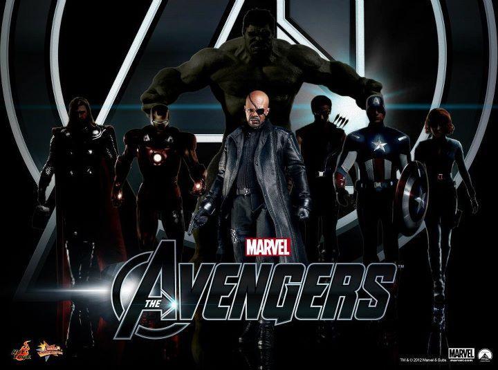 <strong><em>Marvel's The Avengers</em></strong> Hot Toys Action Figures