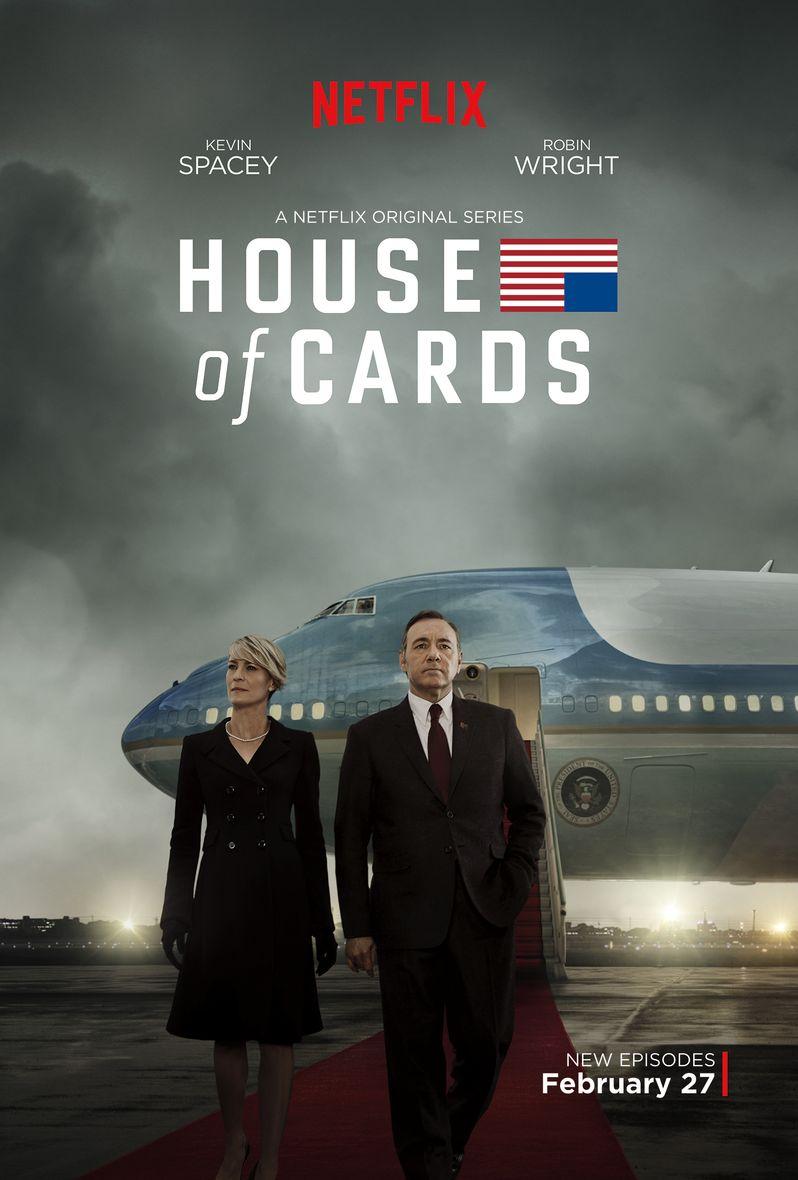 <strong><em>House of Cards</em></strong> Season 3 Poster