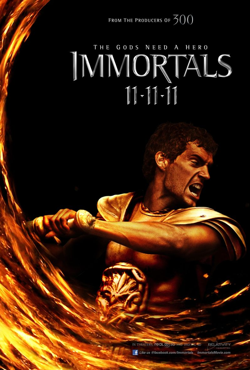<strong><em>Immortals</em></strong> Character Poster #7
