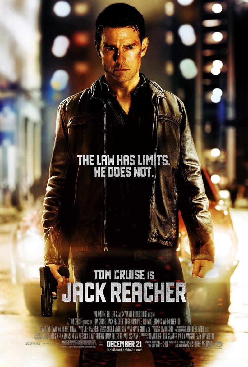 <strong><em>Jack Reacher</em></strong> Poster