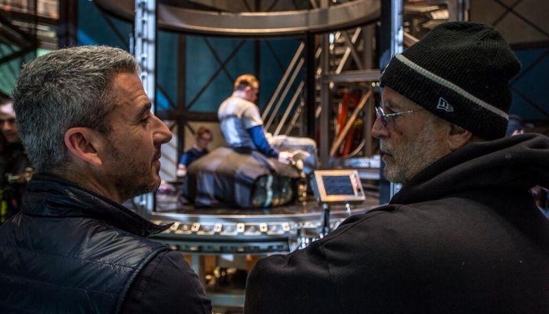 Iron Man 3 Set Photo #2
