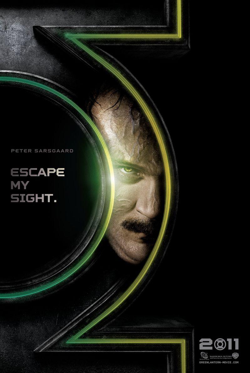 Peter Sarsgaard as Hector Hammond in <strong><em>Green Lantern</em></strong>