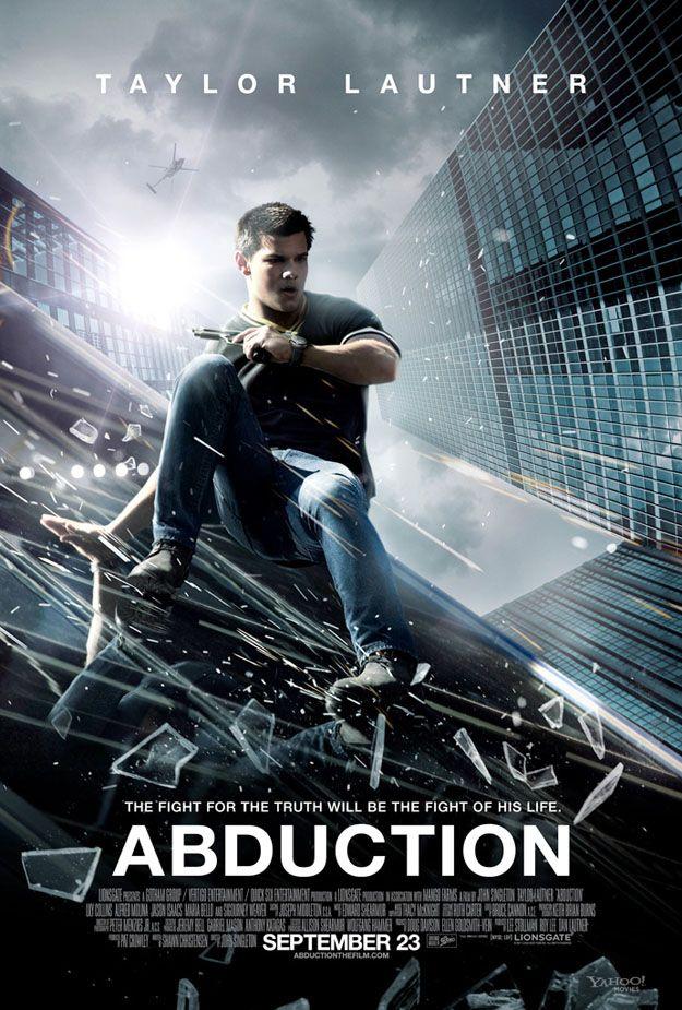 <strong><em>Abduction</em></strong> Poster #2