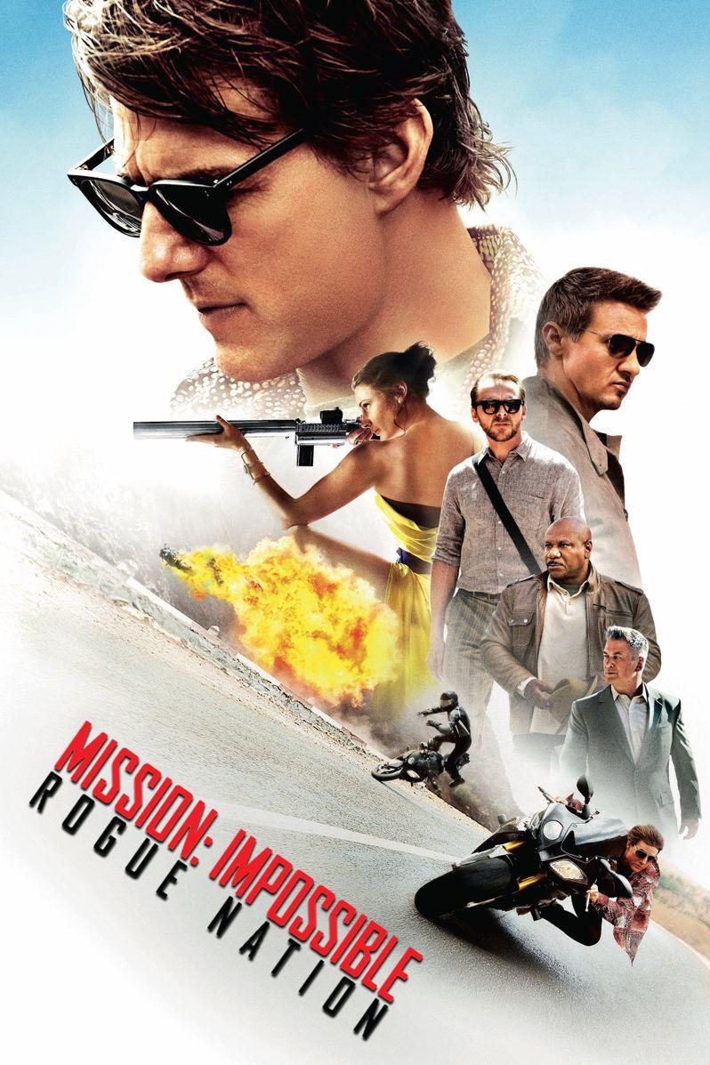 <strong><em>Mission: Impossible Rogue Nation</em></strong> Poster