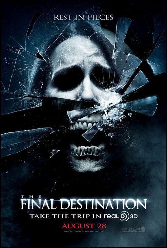 <strong><em>The Final Destination</em></strong> Poster Poster