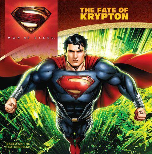 <strong><em>Man of Steel</em></strong> Book Art 3
