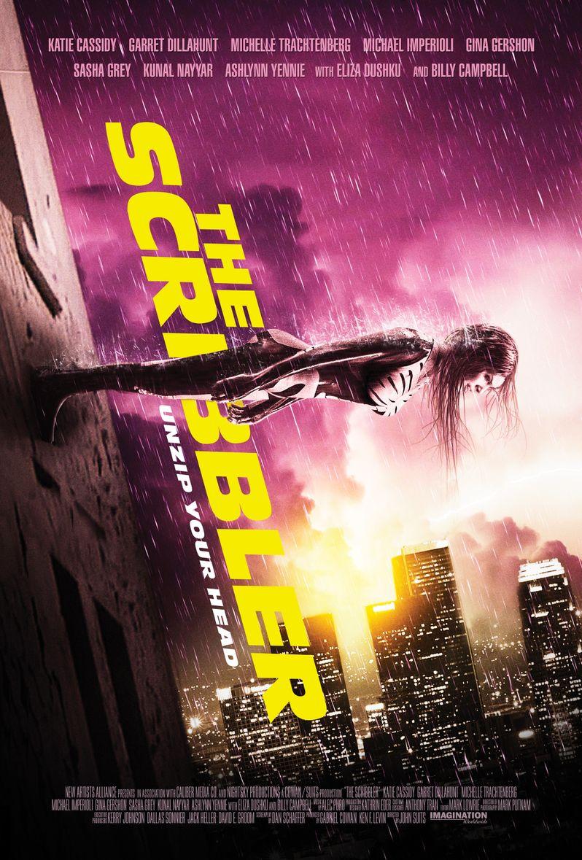 <strong><em>The Scribbler</em></strong> Poster