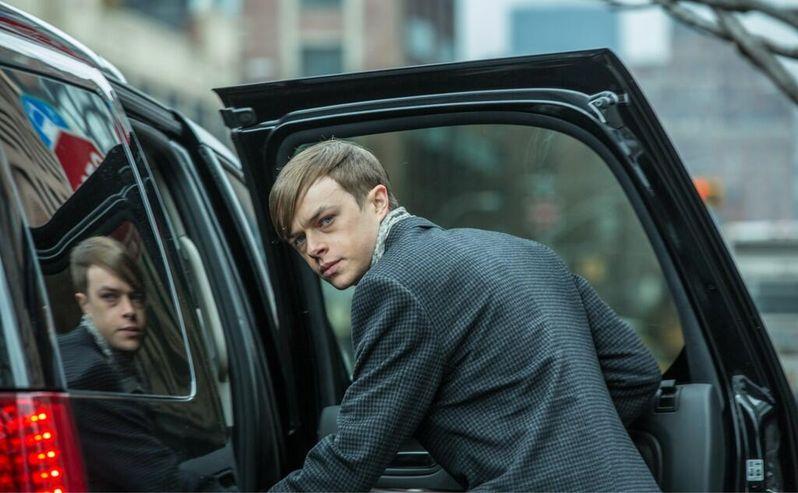 Harry Osborn in The Amazing Spider-man 2