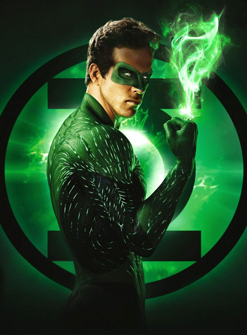 <strong><em>Green Lantern</em></strong> Promo #7