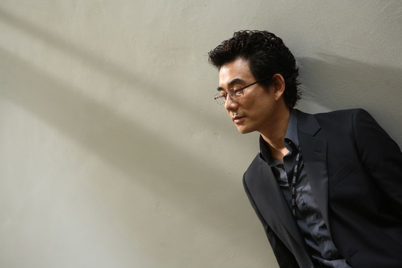 Richie Chen stars as Inspector Kee