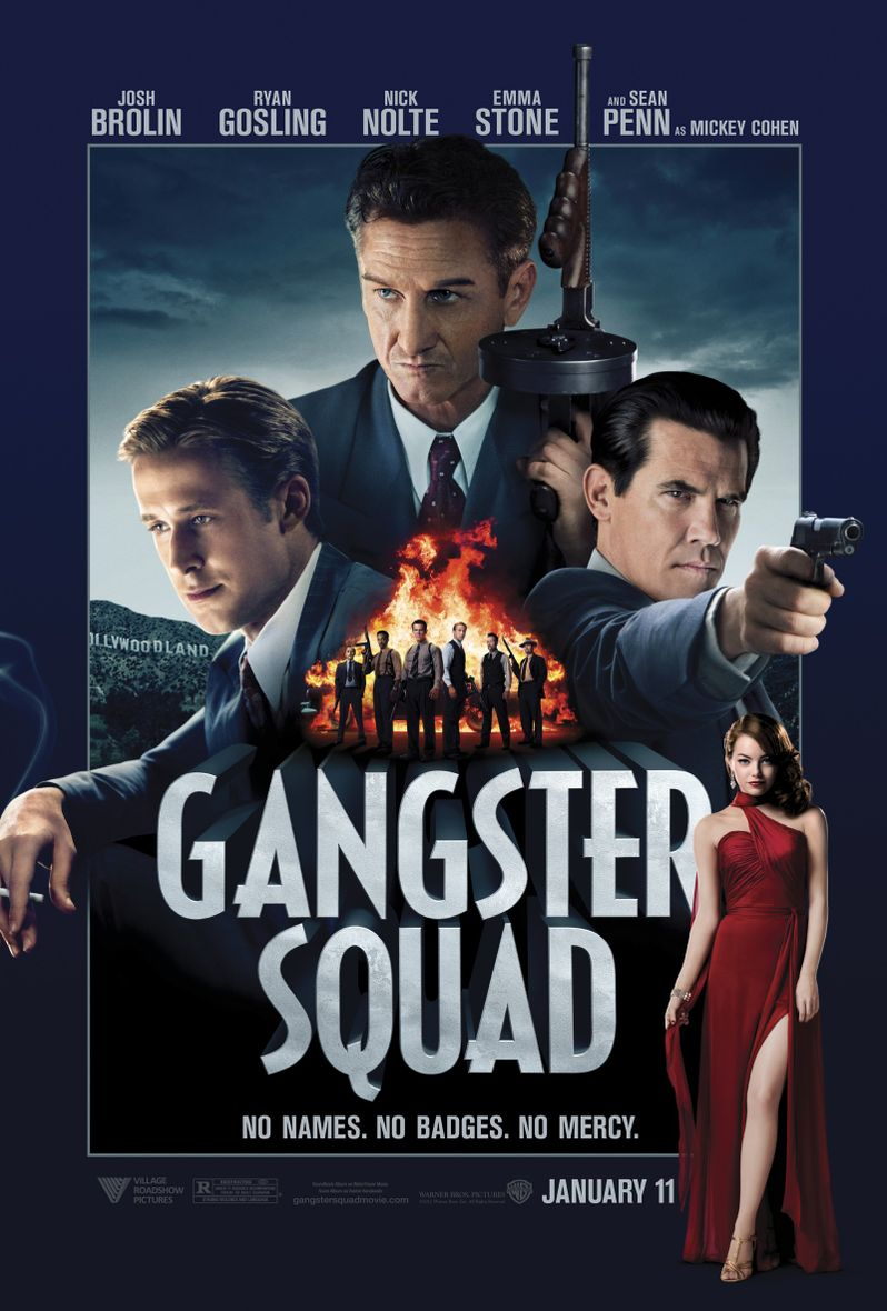 Gagster Squad Poster