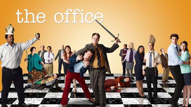 <strong><em>The Office</em></strong> Season 9 Promo Art