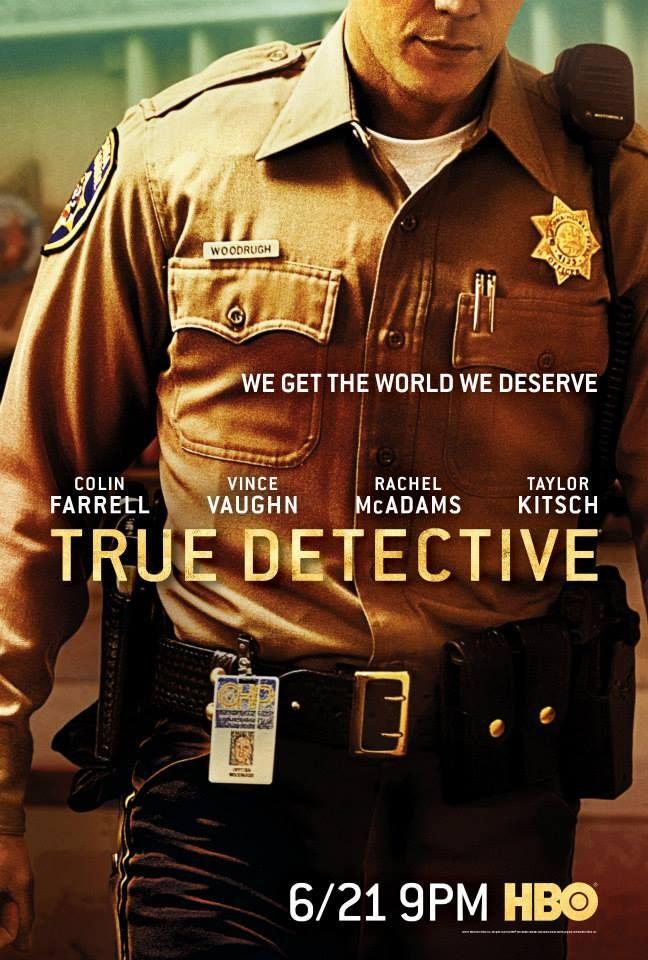 <strong><em>True Detective</em></strong> Season 2 Taylor Kitsch Character Poster