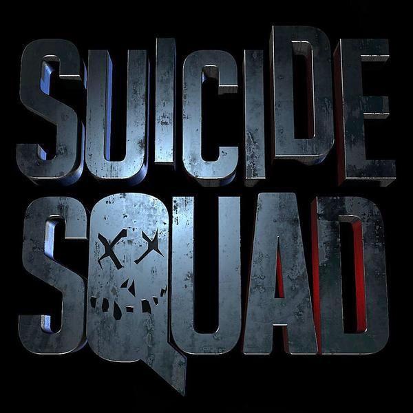 <strong><em>Suicide Squad</em></strong> Logo