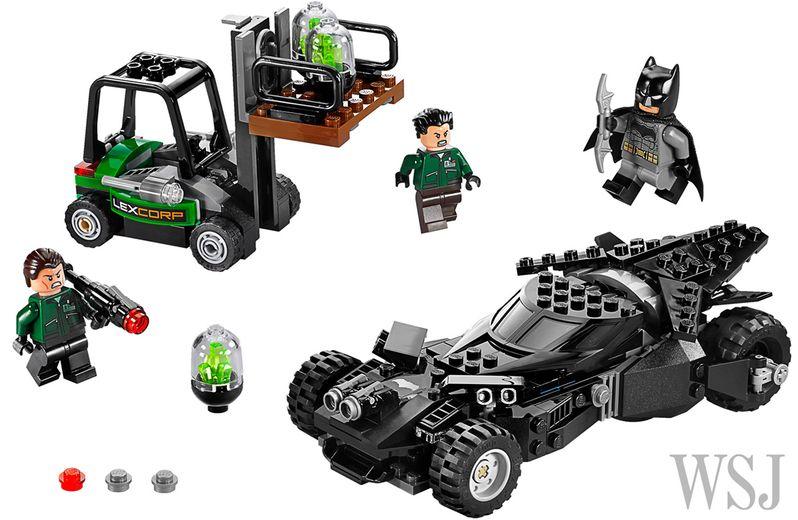 Batman V Superman Lego 2