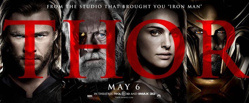 <strong><em>Thor</em></strong> Poster #2